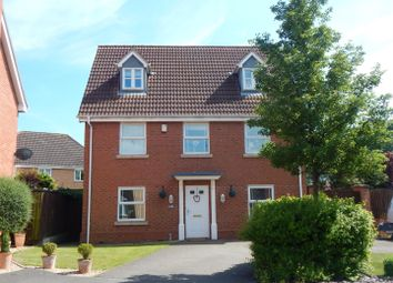 Thumbnail 5 bed detached house to rent in Riverview, Long Bennington, Newark