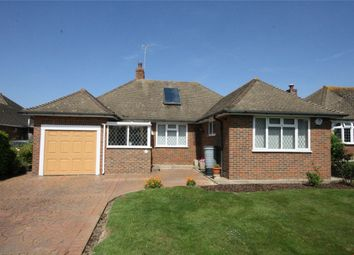 Thumbnail 2 bed detached bungalow for sale in Winston Drive, Bexhill-On-Sea
