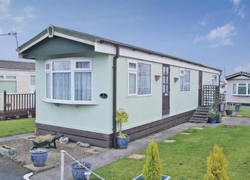 Thumbnail 2 bedroom mobile/park home for sale in First Avenue Trailer Park, Knaresborough Road, Harrogate