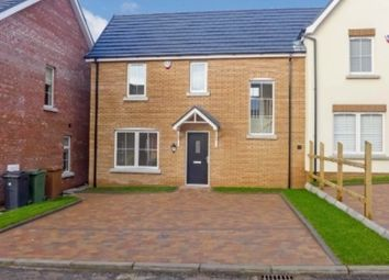 Thumbnail 3 bed semi-detached house to rent in 36 Ayrshire Lane, Brokerstown Road, Lisburn