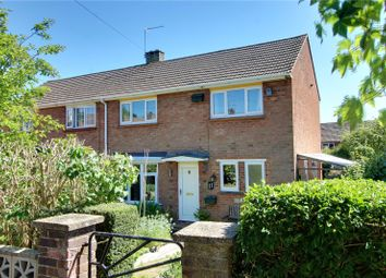 Thumbnail 3 bed semi-detached house for sale in Basset Close, Frimley, Surrey
