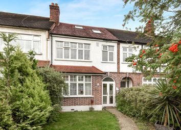 Thumbnail 4 bed terraced house for sale in Lescombe Close, Forest Hill, London
