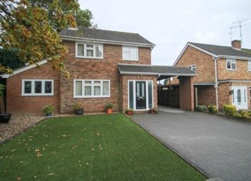 Thumbnail 4 bed detached house to rent in Stockbridge Way, Yateley