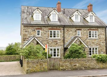 Thumbnail 4 bed terraced house to rent in Hay On Wye, Clyro