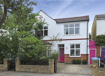 Thumbnail 6 bed semi-detached house to rent in Lowther Road, Barnes, London