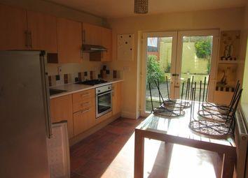 Thumbnail 2 bedroom flat to rent in Basement Flat, St Helen's Road, Swansea.