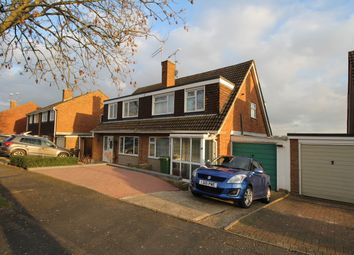 Thumbnail 3 bedroom semi-detached house for sale in Greenfield Avenue, Alton, Hampshire