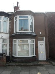 Thumbnail 2 bed terraced house to rent in Manvers Street, Hull
