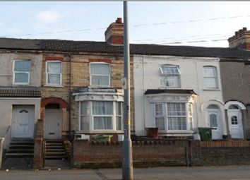 Thumbnail 2 bed flat to rent in Welholme Road, Grimsby
