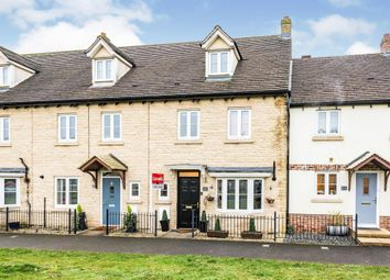 Thumbnail 4 bed terraced house for sale in Blackthorne Avenue, Carterton