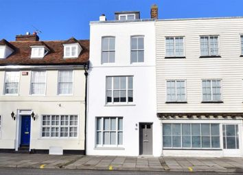 Thumbnail 4 bedroom terraced house for sale in North Lane, Canterbury, Kent