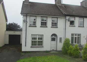 Thumbnail 3 bed end terrace house for sale in 10 St. Macartan's Villas, Carrickmacross, Monaghan