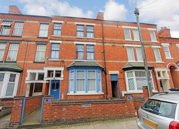 Thumbnail 6 bed terraced house for sale in Daneshill Road, Leicester