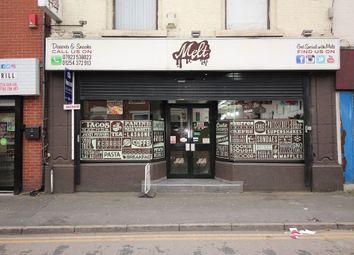 Thumbnail Restaurant/cafe for sale in Melt, Plane Street, Blackburn. Lancs