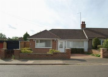 Thumbnail 2 bedroom semi-detached bungalow for sale in The Headlands, The Headlands, Northampton