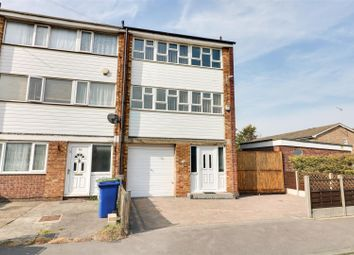 Thumbnail 3 bed town house for sale in Russell Road, Tilbury