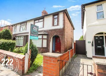 Thumbnail 3 bed semi-detached house for sale in Orford Road, Warrington