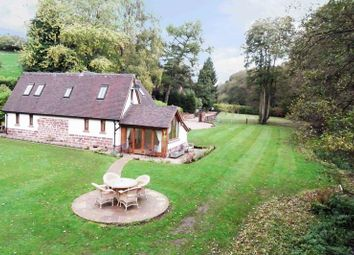 Thumbnail 3 bed detached house for sale in Greatlands Offley Brook, Near Eccleshall, Staffordshire.