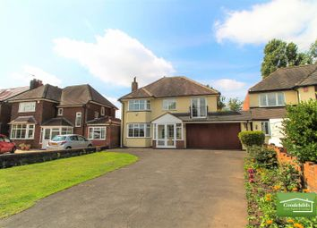 Thumbnail 5 bedroom detached house for sale in Birmingham New Road, Lanesfield, Wolverhampton