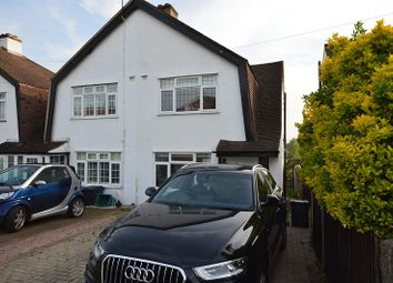 Thumbnail 2 bed end terrace house to rent in Chantry Road, Chessington, Surrey.