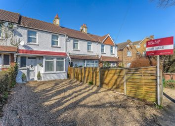 Thumbnail 3 bed terraced house for sale in Alexandra Gardens, Stanley Road, Carshalton