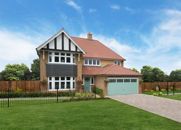 Thumbnail 4 bedroom detached house for sale in Weston Grove, New Road, Weston Turville, Aylesbury