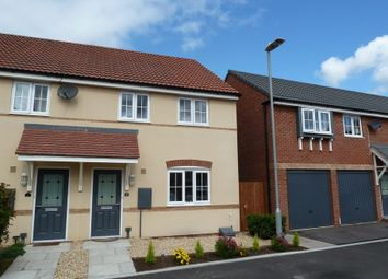 Thumbnail 3 bed property for sale in Catherine Place, Longford, Gloucester