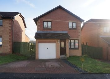 Thumbnail 3 bedroom detached house for sale in Hayston Road, Cumbernauld