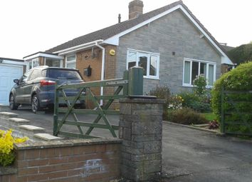 Thumbnail 2 bed detached bungalow for sale in Lakeside, Llandrindod Wells