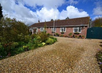 Thumbnail 5 bed detached bungalow for sale in Strawberry Gardens, Hornsea, East Yorkshire