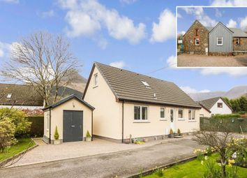 Thumbnail 4 bedroom detached house for sale in Glencoe Village, Glencoe, Argyll