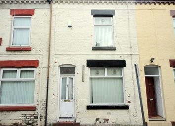 Thumbnail 3 bedroom terraced house for sale in Westcott Road, Anfield, Liverpool