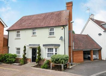 Thumbnail 4 bed detached house for sale in Lambourne Chase, Great Baddow, Chelmsford