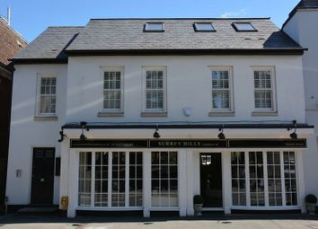 Thumbnail 2 bed flat for sale in Church Street, Esher