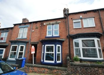 Thumbnail 3 bed terraced house to rent in Ranby Road, Endcliffe Park