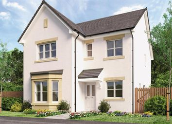 """Thumbnail 4 bedroom detached house for sale in """"Mitford"""" at Broomhouse Crescent, Uddingston, Glasgow"""