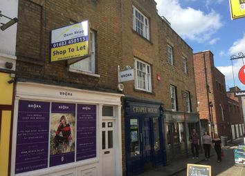 Thumbnail Office to let in 3rd Floor, 1-3 Chapel Street, Guildford