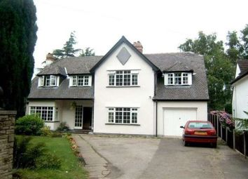 Thumbnail 5 bedroom detached house to rent in Heathbank Road, Cheadle Hulme, Cheadle