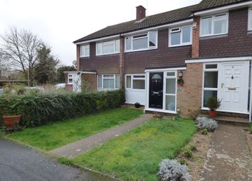 3 bed terraced house for sale in Woodgreen Walk, Calmore, Southampton SO40