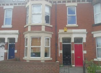 Thumbnail 2 bedroom flat to rent in Trewhitt Road, Newcastle Upon Tyne