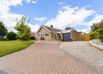 Thumbnail 3 bed detached bungalow for sale in Main Street, Wheldrake, York