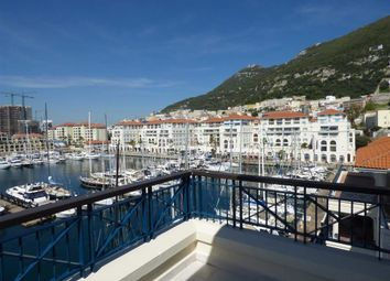 Thumbnail 5 bed apartment for sale in Queensway Quay, Gibraltar, Gibraltar