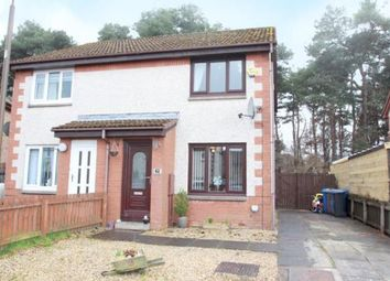 Thumbnail 2 bed semi-detached house for sale in Foxknowe Place, Livingston, West Lothian