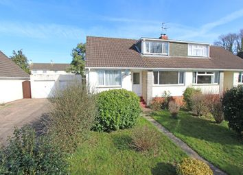 Thumbnail 3 bedroom semi-detached house for sale in Great Close, Culmstock