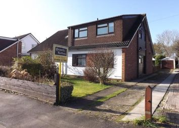 Amberley Road, Stoke Lodge, Patchway, Bristol BS34. 4 bed semi-detached house