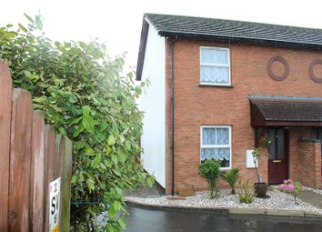 Thumbnail 2 bed end terrace house for sale in Ash Close, Peel, Peel, Isle Of Man
