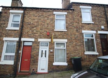 Thumbnail 2 bedroom terraced house to rent in Lockley Street, Birches Head, Stoke-On-Trent
