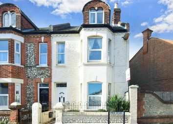 Thumbnail 3 bed end terrace house for sale in Pier Road, Littlehampton, West Sussex