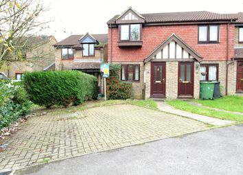 Thumbnail 2 bed end terrace house for sale in Meadowland, Basingstoke, Hampshire