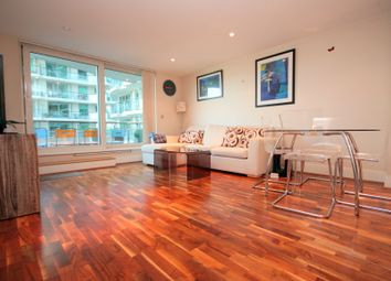 Thumbnail 2 bed flat to rent in St George Wharf, London